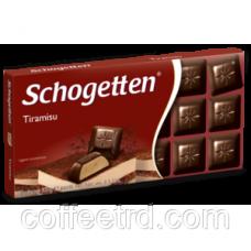 "Шоколад SCHOGETTEN ""Tiramisu"",100 Г"