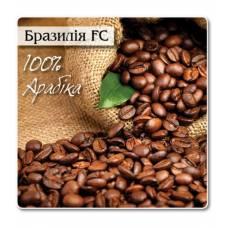 Кофе зерновой Арабика/Бразилия FC , 500 г.