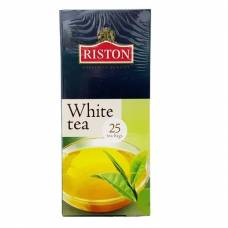 """Чай белый Riston """"White Tea"""", 25 пак."""