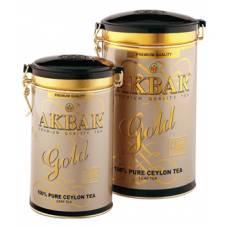 Чай черный AKBAR «GOLD», 225г
