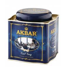 Чай черный AKBAR «EARL GREY», 225г