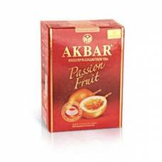 Чай черный AKBAR «Passion Fruit», 100г