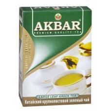 """Чай зеленый AKBAR """"Premium"""", 100 г"""