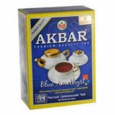 Чай черный AKBAR «Blue Amethyst», 100г