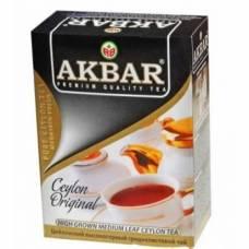Чай черный AKBAR «Ceylon Original», 100г