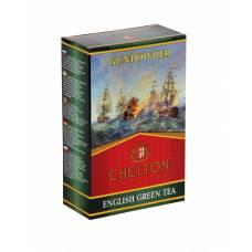 Чай зеленый  CHELTON «GunPowder», 100г