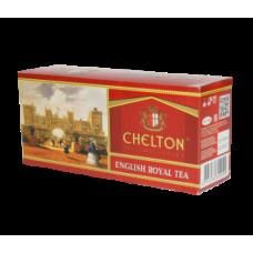 Чай черный  CHELTON «Английский Королевский Чай (ОР кр. лист)», 25пак
