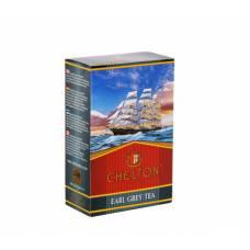 Чай черный  CHELTON «Earl Grey с бергамотом», 100г