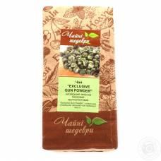 "Чай зеленый Чайные шедевры ""Exclusive Gun Powder"", 100г"