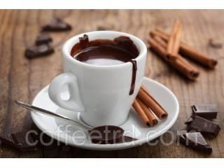 Горячий шоколад из Испании