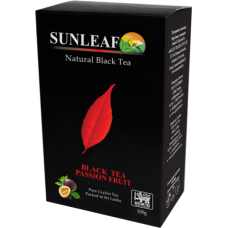 "Чай черный SUNLEAF ""Black Passion Fruit (с маракуйей)"", 100 г"