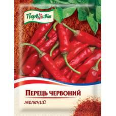 """Красный перец молотый """"Первоцвет"""", 1 кг"""