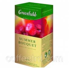 "Чай травяной Greenfield  ""Summer Bouquet"", 25 пак."
