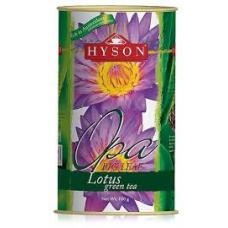 """Зеленый чай Hyson """"Лотос"""", 100г"""