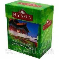 """Зеленый чай Hyson """"Премиум"""", 125г"""