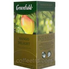 "Чай зеленый Greenfield  ""Mango Delight"", 25 пак."
