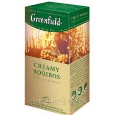 """Чай травяной Greenfield  """"Creamy Rooibos"""", 25 пак."""