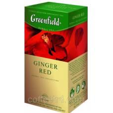 """Чай травяной Greenfield  """"Ginger Red"""", 25 пак."""
