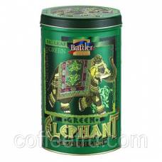 Чай зеленый Battler «Green Elephant (Зеленый Слон)», 200 г.