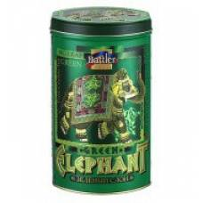 Чай зеленый Battler «Green Elephant (Зеленый Слон)», 100 г.