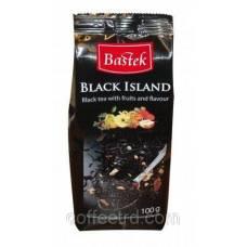 """Чай черный Bastek """"Black Island """", 100 г."""