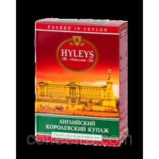 """Чай HYLEYS """"Королевский купаж"""", 100г."""