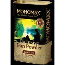 Чай зеленый Мономах «Exclusive Gun Powder», 100 г