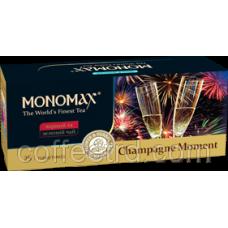 """Чай черный Мономах """"Champagne Moment"""", 25 пак."""