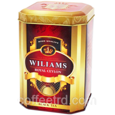 "Чай черный Wiliams ""Royal Ceylon"", 150г."