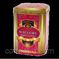 """Чай черный Wiliams """"Tropical Fantasy"""", 150г."""