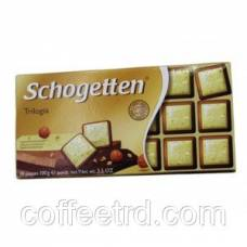 "Шоколад SCHOGETTEN ""Trilogia"",100 Г"