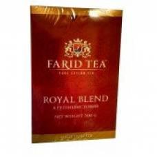 Черный чай Farid tea «Royal Blend (Королевский завтрак)», 200г