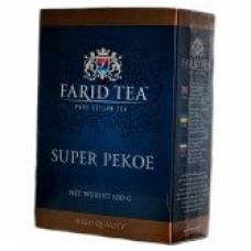 Черный чай Farid tea «Super Pekoe», 200г