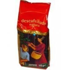 Кофе Hacendado №1 Natural 0,5кг без кофеина, зерно