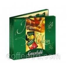 """Подарочный набор чая Гринфилд """"Ассорти"""", 96 пак."""