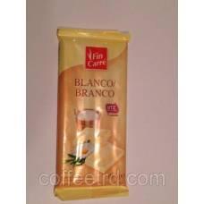"""Шоколад Fin Carre """"белый"""" 0.1 кг"""