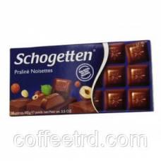"Шоколад SCHOGETTEN ""Praline Noisettes"",100 Г"