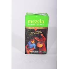 Кофе Hacendado №3 Mezcla Sabor Suaeve 70%/30% 0.25 кг  молотый