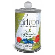 """Зеленый чай  Тарлтон  """"Wonder Berry (Волшебная Ягода)"""", 160 г"""