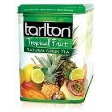 """Зеленый чай Тарлтон """"Tropical Fruit ( Тропические фрукты)"""", 250 г."""