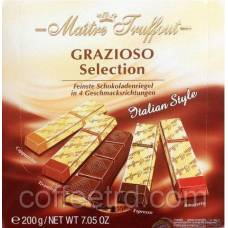 "Шоколад Grazioso ""Maitre Truffout"", 200г"