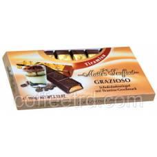"""Шоколад Grazioso """"Tiramisu"""", 100г"""