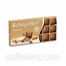 """Шоколад SCHOGETTEN """"Cappuccino"""",100 Г"""