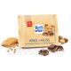 Молочный шоколад Ritter Sport с печеньем и орехами, 100г.