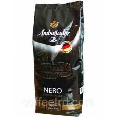 """Кофе зерновой Ambassador """"NERO"""", 1 кг."""