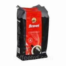 """Кофе зерновой Bravos """"Espresso"""", 1 кг"""