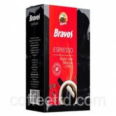 """Кофе молотый Bravos """"Espresso"""", 250г"""
