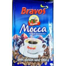 """Кофе молотый Bravos """"Mocca"""", 1 кг"""