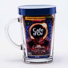 Кофе растворимый Cafe D'or в сувенирной кружке, 100 г