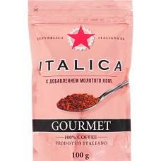 "Кофе ITALICA ""Gourmet"", 100 г."